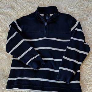Gap Kids Boys 1/4 Zip Sweater